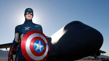 Big Mad Morning Show - Captain America Arrested For Burglary