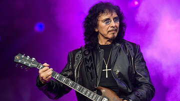 Corey Rotic - Sabbath's Iommi offers support to Metallica's Hetfield