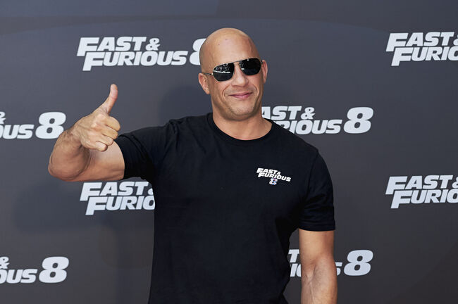 'Fast & Furious 8' Madrid Photocall