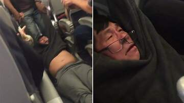Latest - Passenger dragged off overbooked United flight