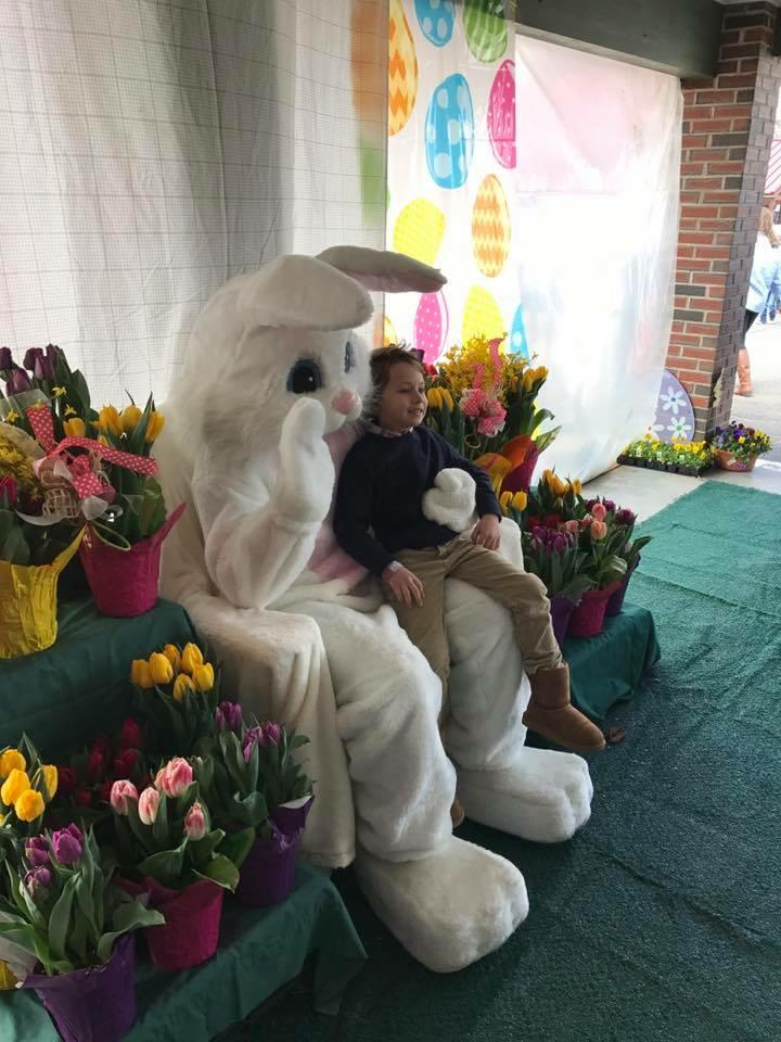 Thanks for joining us at Randall's Farm on April 8th to meet the Easter Bunny!
