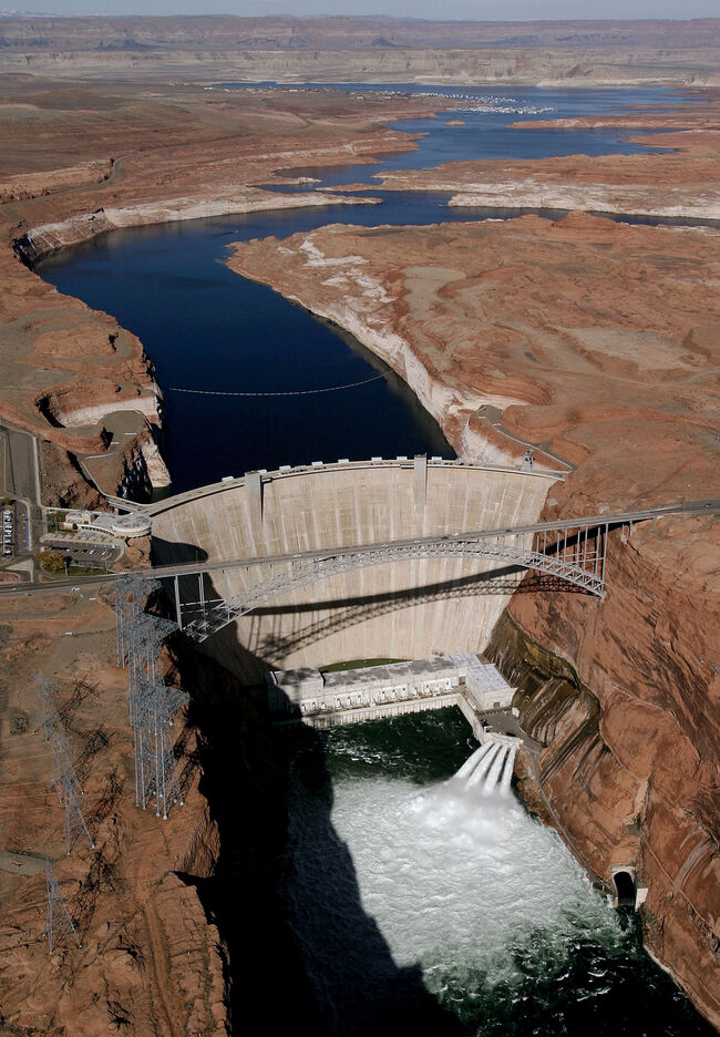 Government Releases Water Into Grand Canyon In Experiment To Re-Claim River Habitats