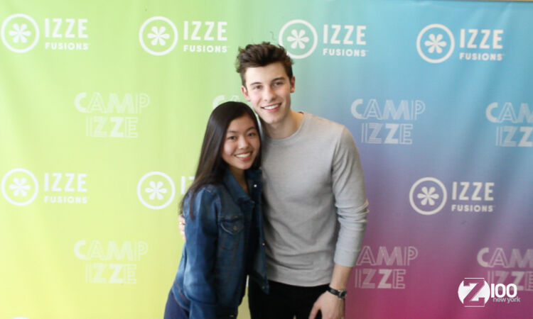 Shawn mendes meet and greet z100 2017 shawn mendes meets fans at camp izze presented by izze fusions april 8 m4hsunfo