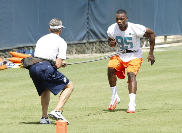 Miami Dolphins Rookie Camp