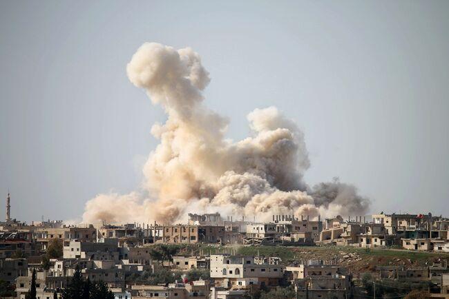 SYRIA-CONFLICT-DARAA