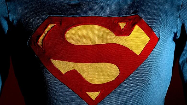MELBOURNE, AUSTRALIA - MAY 23:  The Superman costume as worn by Christopher Reeve in Superman III is displayed at the Auction House of Bonhams and Goodman on May 23, 2009 in Melbourne, Australia.  The Costume will be auctioned tomorrow and is expected to