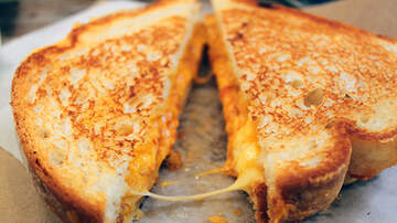 Rahny Taylor - Happy National Grilled Cheese Day!