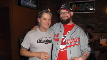 Photos - Alan Cox Show broadcasts LIVE from Brickstone for the Tribe Home Opener