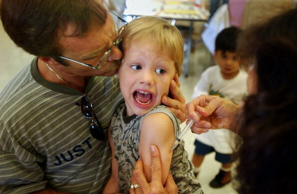 Immunizations Prepare Children for New School Year