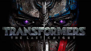 Ed Palmer - Here is the latest Transformers The Last Knight  trailer
