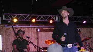 Photos - William Michael Morgan at White Buffalo Saloon