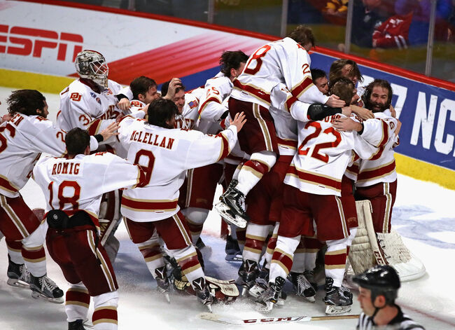 DU Hockey - Jonathan Daniel/Getty Images