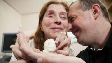 Tell Me Something Good - Blind Couple Gets To Feel Their Unborn Baby