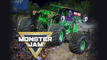 What's Rockin' At The Q - FREE TICKET THURSDAY: Win 4-Packs Of Monster Jam Tickets