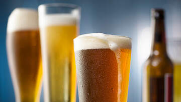 Jeff Ruth Blog (51799) - Beer the top choice when it comes to alcohol.