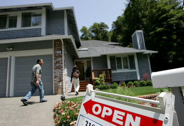 Despite National Woes, Housing Prices Hit New Highs