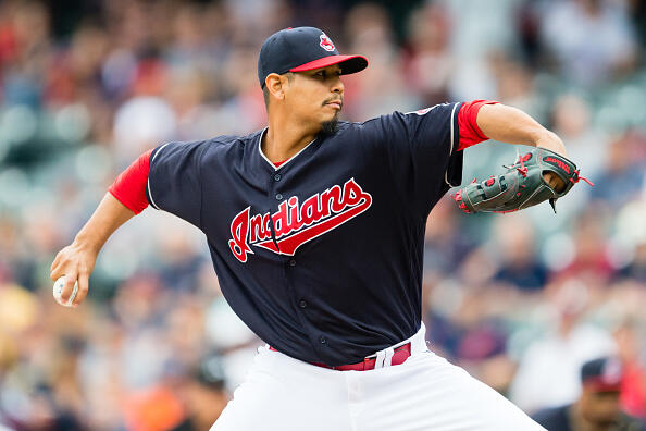 Cleveland Indians sign Carlos Carrasco to four-year contract