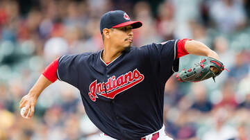 Aaron Hines - Cleveland Indians sign Carlos Carrasco to four-year contract