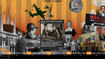 KFI Online Museum - Check out the KFI Interactive Museum!
