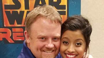 Star Wars Celebration (502099) - Star Wars Rebels Star Tiya Sircar Talks Season 4