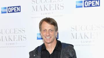 Hooker, Brooke & DB - Tony Hawk And His 10yr Old Daughter....Who is more nervous?
