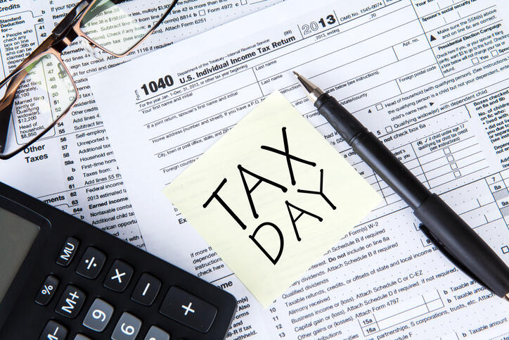 Tax Day Have You Filed On Time Take Part In Todays Poll