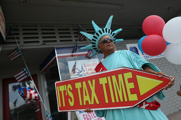 Deadline To File Taxes Looms