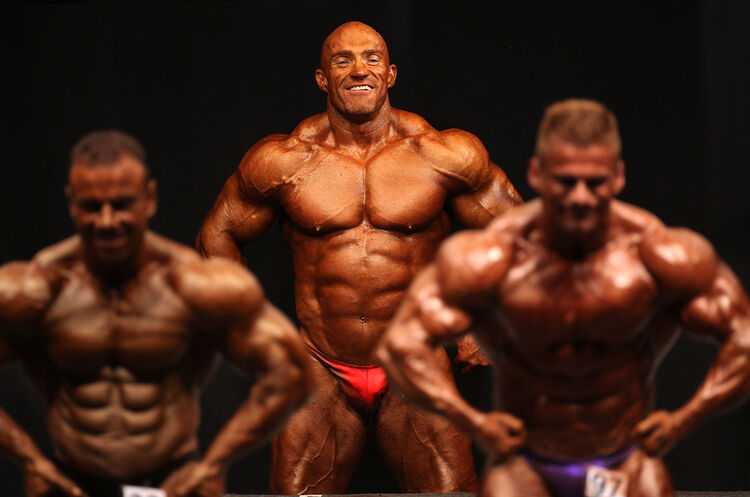 Bodybuilders From Around The World Vie For The Title Of Mr Universe