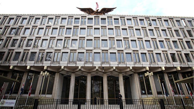 Baby Hauled Into US Embassy on Terrorism Suspicions | WONW AM 1280