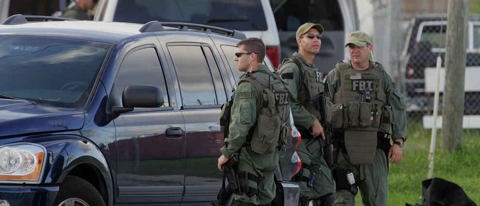FBI Makes Arrests, Raid Warehouse In Miami Terror Operation