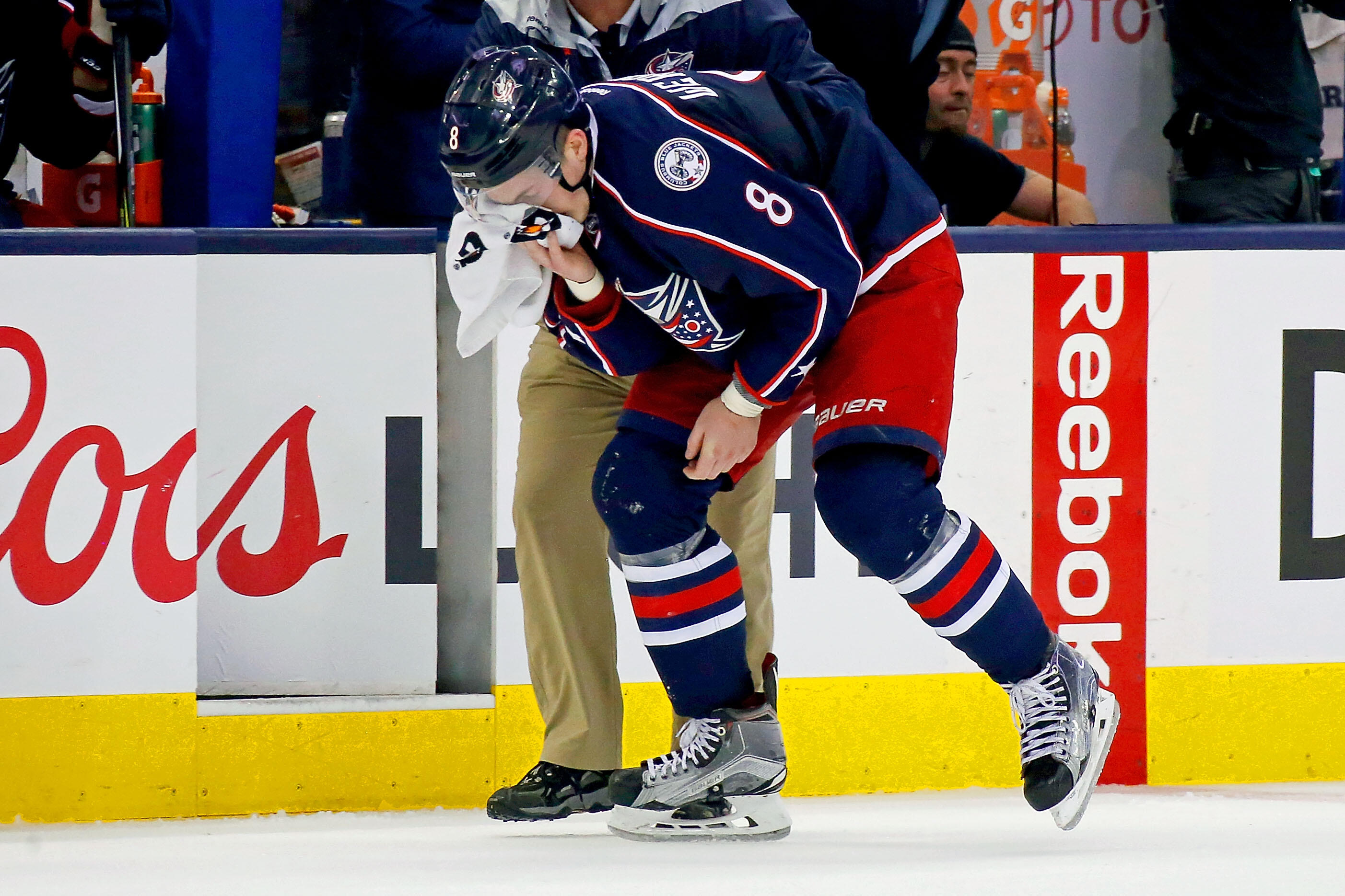 Even without Zach Werenski, the Blue Jackets rode their young players to a Stayin'Alive victory in Game 4