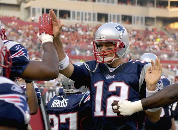 NFL - New England Patriots v Tampa Bay Buccaneers