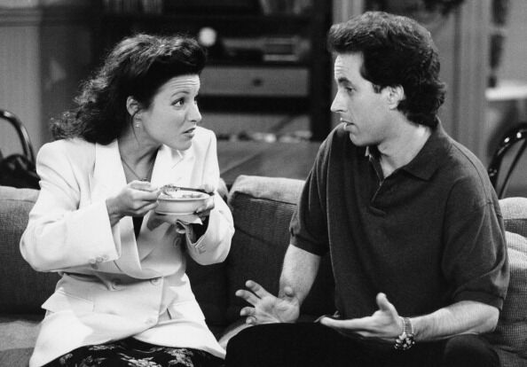 Elaine and Jerry