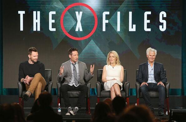 The X-Files Celebrates 25 years!