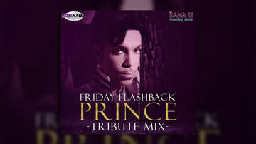 DJ Lexx Jonez Blog (54162) - Prince Tribute Mix with Lexx Jonez