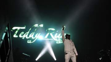 Photos - Teddy Riley LIVE at Spring Jam!