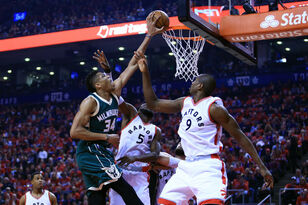 Is Giannis Antetokounmpo the second-best player in the Eastern Conference?