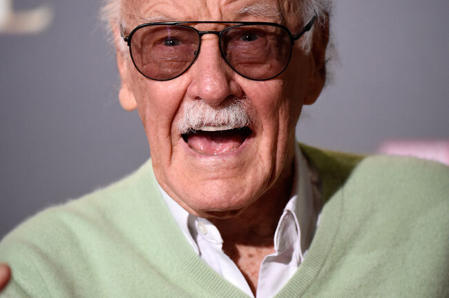 Marvel Comics Founder Stan Lee