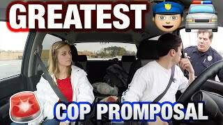 Tell Me Something Good - This arrest turns into a PROMPOSAL!