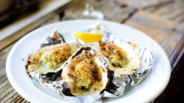 Jennie James - Baked Oysters