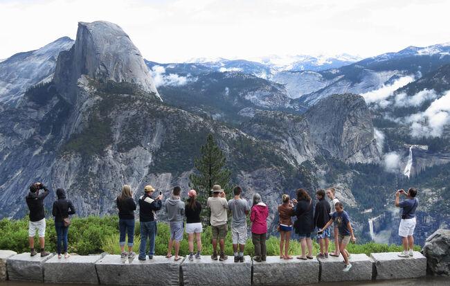 Travel Destination: Western USA