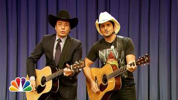 Latest - Hashtags: #420Songs with Brad Paisley