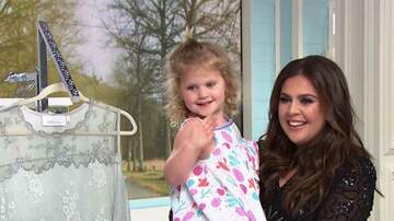Latest - Hillary Scott's 3-Year-Old Is the Real Star During HSN Appearance