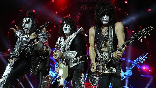 KISS 40th Anniversary World Tour