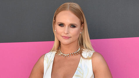 LAS VEGAS, NV - APRIL 02:  Recording artist Miranda Lambert attends the 52nd Academy Of Country Music Awards at Toshiba Plaza on April 2, 2017 in Las Vegas, Nevada.  (Photo by John Shearer/WireImage)