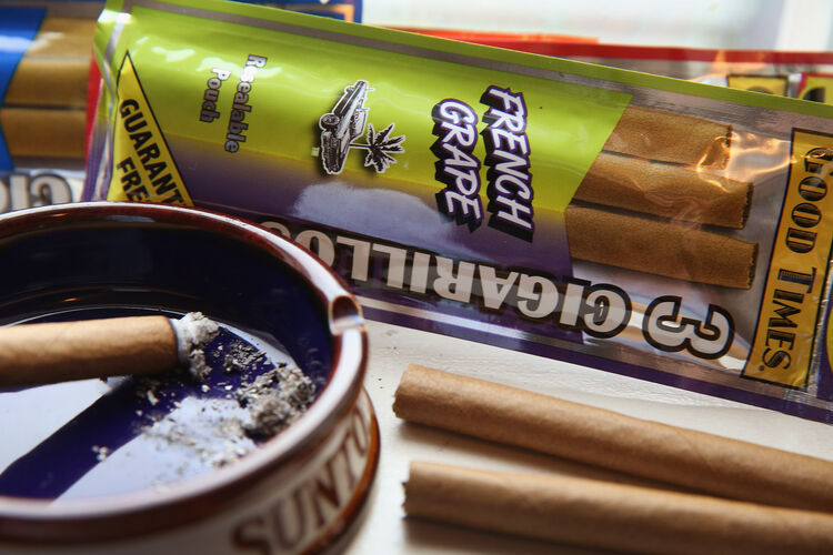 Government Study Shows Flavored Cigars Popular Among Teens