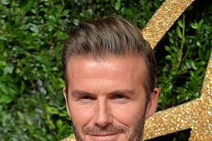 David Beckham Gets Even Hotter!