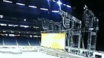 Rafferty - Sneak peek: U2 Stage for Joshua Tree Tour