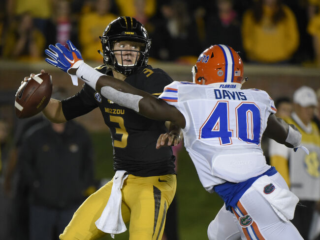 Florida Gators v Missouri