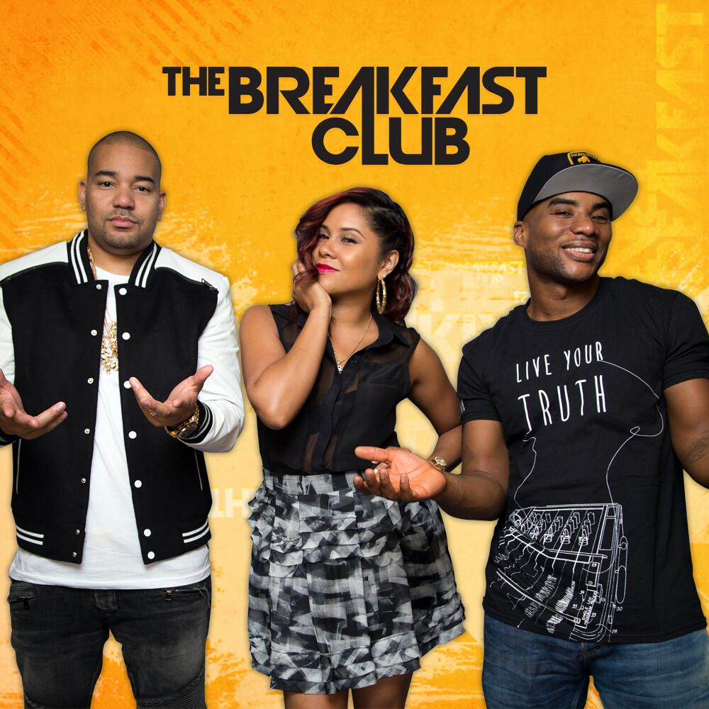 Image result for the breakfast club radio show cast